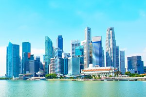 Singapore business architecture