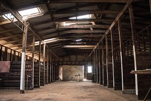 Old Shearing  Shed 1