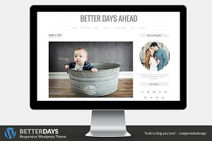 Better Days - Wordpress Theme