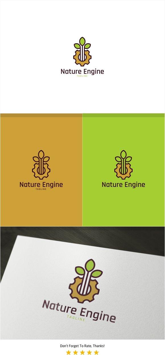 Nature Gear Logo