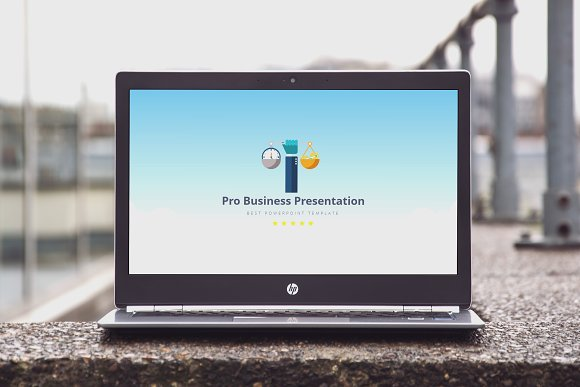 Pro Business Presentation