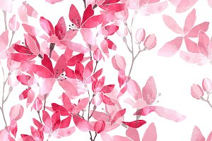 cherry seamless pattern | JPEG