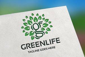 Green Life (Letter G)