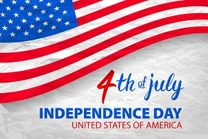 4th of July Independence Day USA