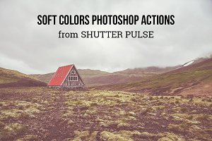 Soft Colors Photoshop Actions