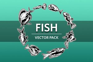 Fish Vector Pack