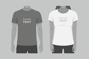 Men and Women t-shirt design