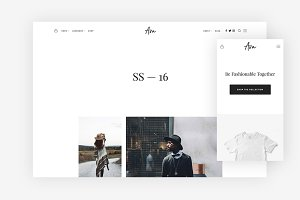 Ava WordPress Theme