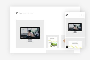 Designer WordPress Theme