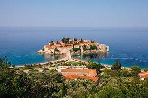 St. Stephan, Montenegro