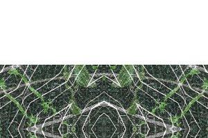 Ethnic Intricate Seamless Pattern Mosaic