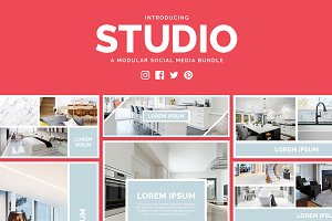 STUDIO Social Media Bundle