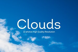 12 Clouds Photography