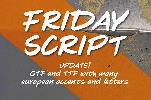 Friday Script
