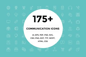 175+ Communication Icons