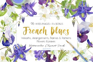 French Blues-Design Pack!