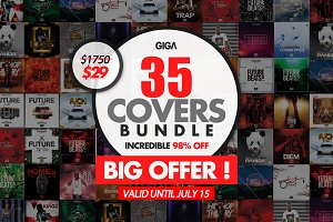 35 CD COVER TEMPLATES | 98%OFF