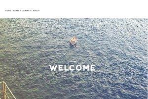 Hero Image // Cinque Terre