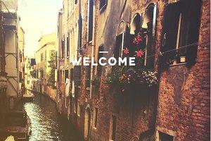 Hero Image // Venice