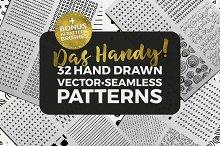 Das Handy! Patterns & Brushes