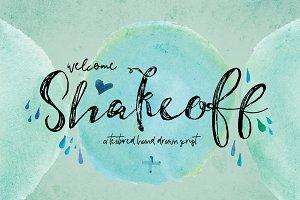 Shakeoff Font