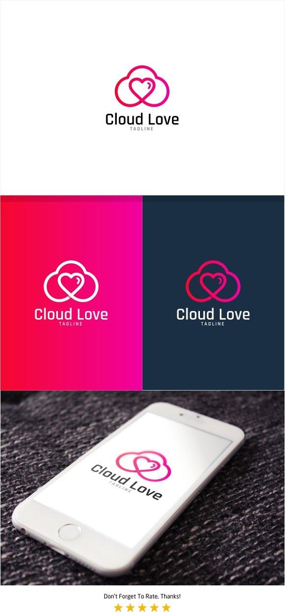 Cloud Love Logo