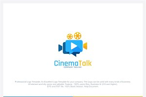 Movie Talk Logo