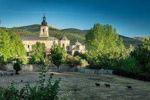Monastery of St.Maria de El Paular