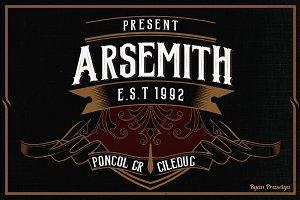 Arsemith + Bonus