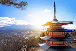Famous Japanese Destination