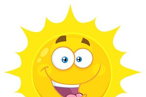 Happy Yellow Sun