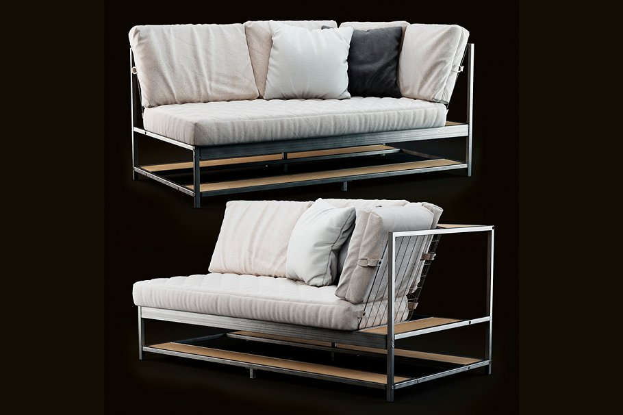 Ikea Ekebol Sofa Furniture