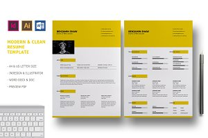 resume template cv kit resume templates creative market