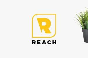 REACH - Letter R Logo