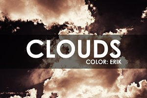 63 HighRes Cloud Bundle ERIK