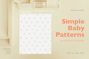 Simple Baby Patterns