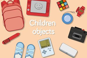Objects from childhood