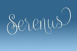 Serenus Condensed