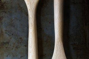 Rustic Spoons