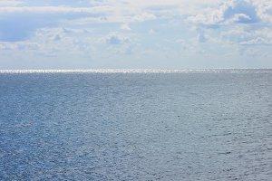 Shine the black sea