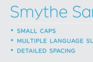 Smythe Sans
