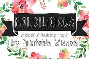Boldilicious