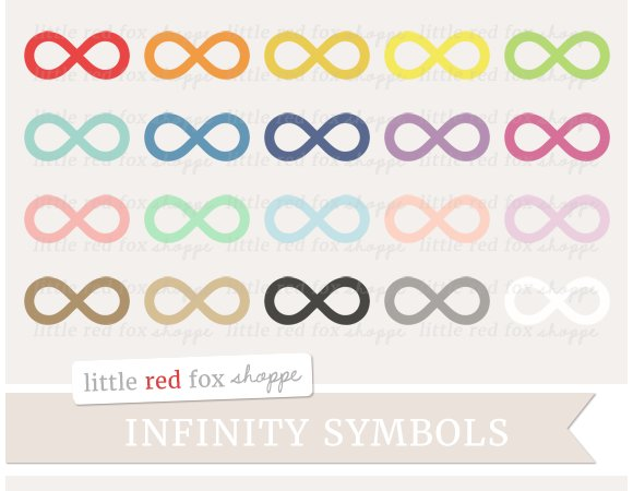 Infinity Symbol Clipart