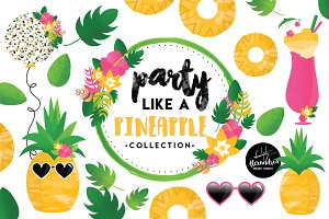 Party Like a Pineapple Collection