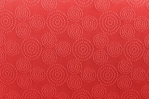 red pattern linen fabric texture