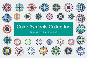 48 Color Symbols