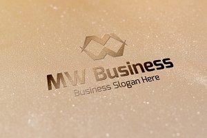 MW Business Style Logo