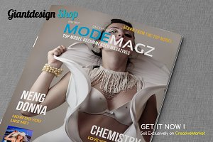 Indesign Multipurpose Magazine