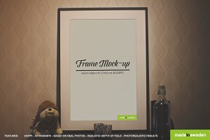 5 Frame Mock-ups
