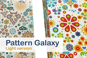 Pattern Galaxy / light version